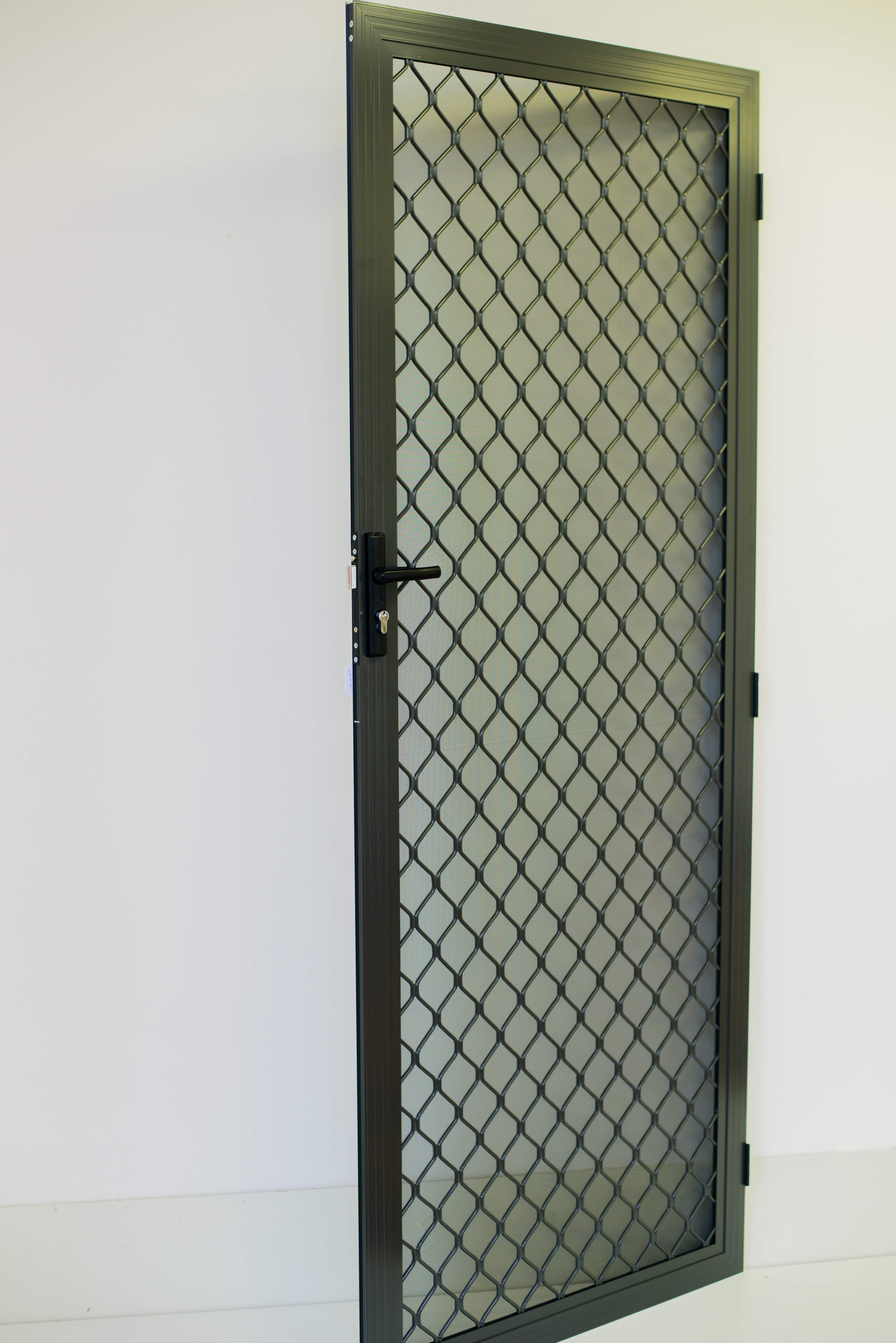 Platinum Diamond Grille Security Door