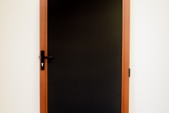 X Guard Security Door Special Timber Colour